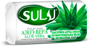 Antibacterial Aloe Vera